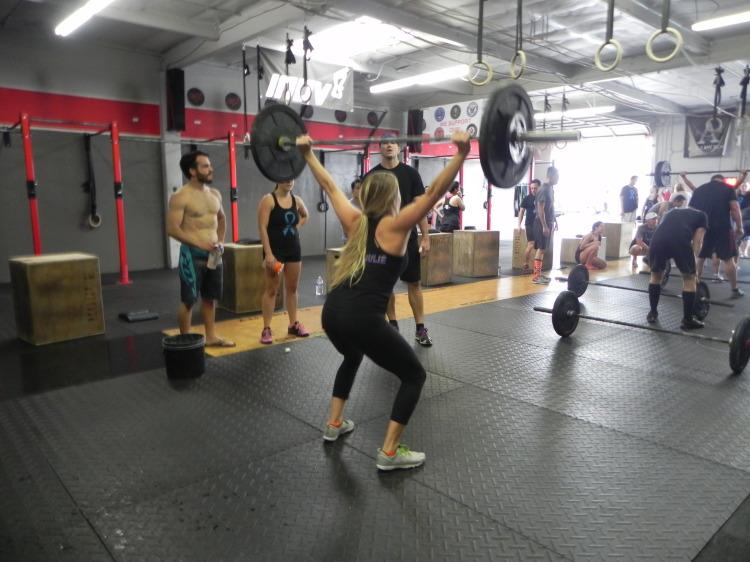 CrossFit Insanity_Irvine_CA_Snatch